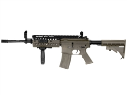 Lancer Tactical Combat Ready M4 S-System - Dark Earth LT-05T