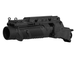 Lancer Tactical EGLM Grenade Launcher Airsoft BB Launcher (Black)