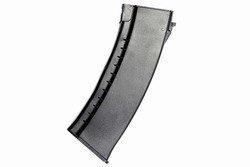 AKS-74U 500 Round Hi-Cap Magazine Black Color