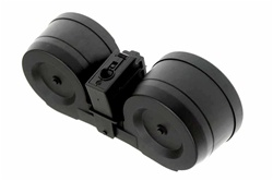 KX36 3000 Round Sound Activated Electric Drum Magazine