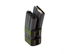 MetalTac M4 Dual Clamped Magazine with Electric Self-Winding System (1000=Round Carrying Capacity)