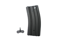JG M4 Hi-Cap 300 Rounds Metal Magazine
