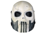Punisher Skull Ghost Recon Airsoft Face Mask