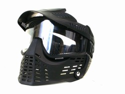 MetalTac Full Face Airsoft Safety Protection Mask with Shade Visor