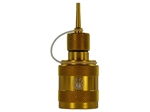TSD/Sapien Arms Ver.2 Aluminum Propane Adapter (Yellow)