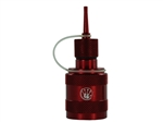 TSD/Sapien Arms Ver.2 Aluminum Propane Adapter (Red)