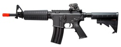 SRC TSD M733 Retractable Stock Metal Gearbox Airsoft Electric Gun