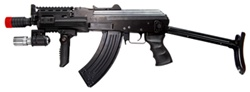 SRC TSD AK47 Metal Folding Stock RIS Airsoft Electric Gun
