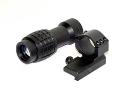 Scope-3X Red Dot Magnifier