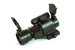 Red Dot Scope Plastic M-Point replica