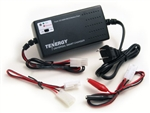 Smart Universal Charger for Airsoft Guns NiMH / NiCd Battery pack 6V - 12V with charging current Selection