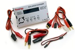Universal Balance Smart Charger TB6 All in One & Power Supply NiMH/NiCD/Li-PO/Li-Fe/SLA