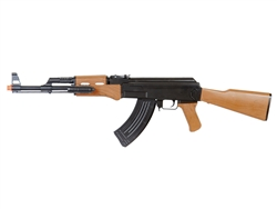 UKArms P47 AK Spring Rifle w/ Laser and Flashlight