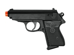 UKArms Double-Agent ZM02 BBK Metal Spring Airsoft Pistol