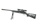 UKArms ZM51 Bolt Action Rifle w/ Scope and Bipod
