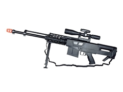 UKArms P1150 Airsoft Spring Sniper Rifle