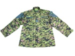 Army Uniform Digital Moss BDU - XL Size