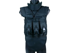 Tactical Vest Light Duty EOD