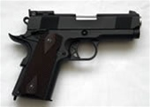 WE 1911 Compact Tactical B Full Metal Gas Blow Back