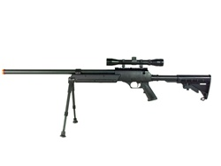 Well MB06 SR-2 Tactical Airsoft Sniper Rifle w/ 3-9x32 Scope & Bipod