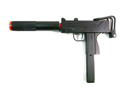 Well G11 SMG Gas Blow Back M11 Airsoft Gun