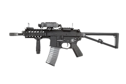 Dboys PDW Full Metal Airsoft Electric Gun BI-8002