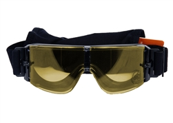 Lancer Tactical FrameFree Airsoft Protection Goggles (Yellow Lens)