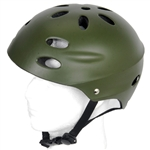 Lancer Tactical CA-335G Recon Type Airsoft Protection Helmet with Adjustable Retention Straps