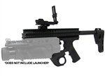 Lancer Tactical EGLM Stand-Alone Platform Kit for EGLM (Black)