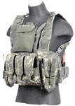 Lancer Tactical CA-307 Modular Chest Rig (ACU)