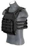 Lancer Tactical CA-312 JPC Jumpable Plate Carrier (Black)