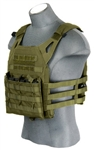 Lancer Tactical CA-312 JPC Jumpable Plate Carrier (Olive Drab)