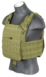 Lancer Tactical CA-313 Speed Attack Plate Carrier (Olive Drab)