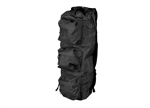 Lancer Tactical Shoulder Sling Pack Go-Bag (Black)