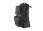 Lancer Tactical MOLLE Multi-Purpose Backpack (Black)