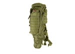 Lancer Tactical MOLLE Sniper Rifle Carry Backpack (Olive Drab)