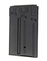 JG Full Metal T3 Series 500-Round High-Capacity Magazine (Black)