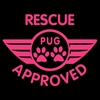 Rescue Pug Approved