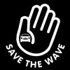Save The Wave MINI in Hand