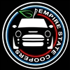 Empire State Coopers Color Vinyl Decal or Grill Badge