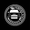 Empire State Coopers Grey Vinyl Decal or Grill Badge