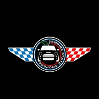Empire State Coopers Color Wings Vinyl Decal