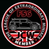 LXM GEN3 JCW F56 Decal or Grill Badge