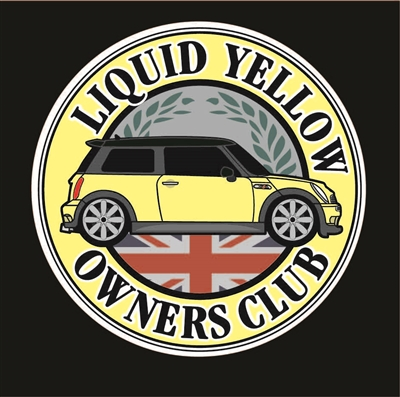 Liquid Yellow Owners Club Black