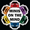 MINIS On The MIND 6 Colored MINIS