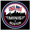 MINIS of BOSTON Club Vinyl Decal