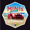 MINIs of Delmarva Decal or Static Cling