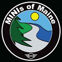 MINIS of MAINE Club Decal