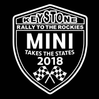 MTTS 2018 Shield - Keystone Rally To The Rockies