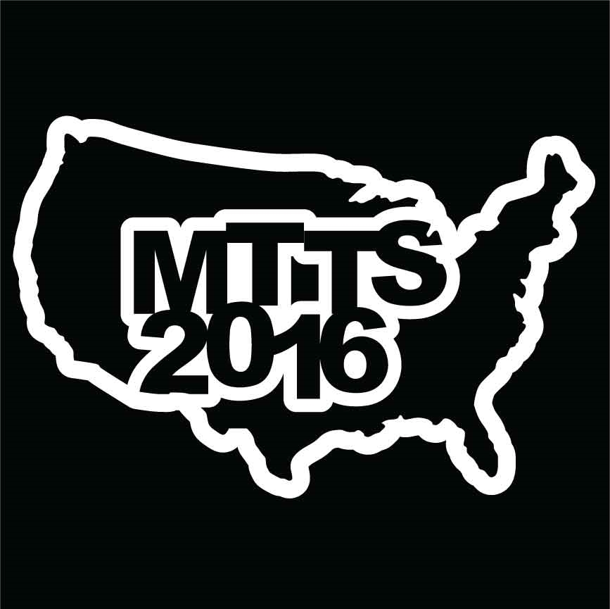 Mtts 2016 usa outline vinyl decal
